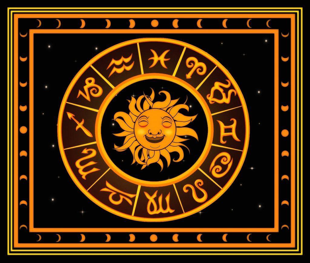 Sonce v nebesnih znamenjih