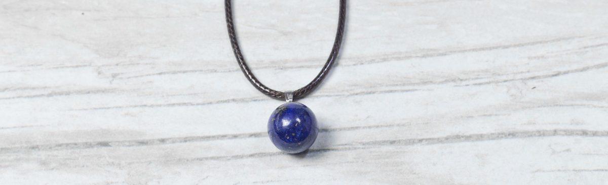 lapis lazuli obesek