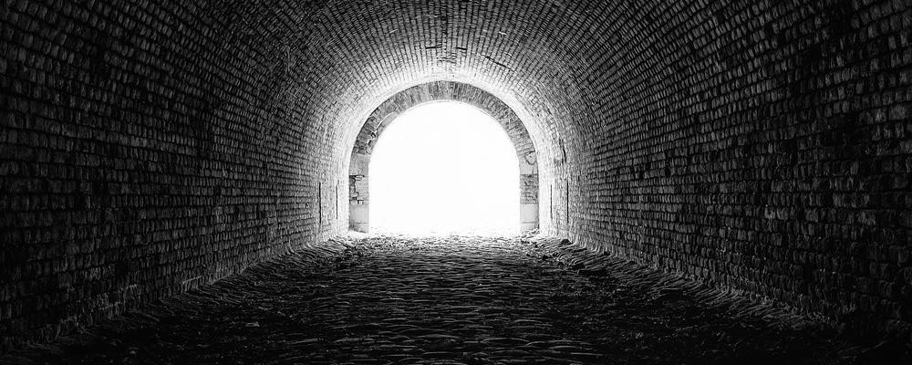 pomen sanj tunel