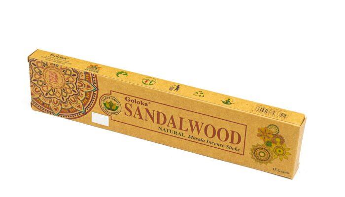 goloka-natural-masala-incense-sandalwood-disece-palcke-front-portal8